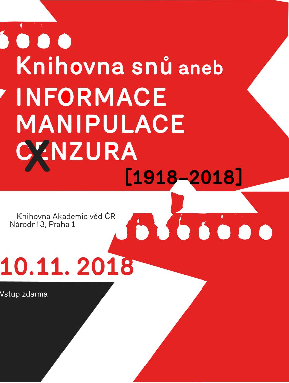 Knihovna snů 2018 / 10. 11. 2018 / Knihovna AV ČR, v. v. i.