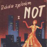 Ráda zpívám znot aneb pokus o cenzuru swingu vprotektorátu Čechy a Morava
